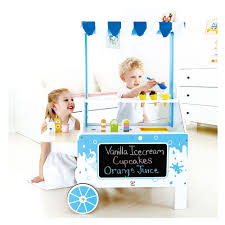 100 Ice Cream Truck Music Mp3 Hape Kids Wooden Emporium Kitchen Stand Toy Play Set With