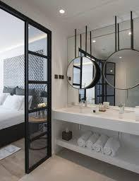 chambre avec salle de bain awesome salle de bain verriere chambre photos amazing house design