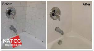 best way to remove mold from bathroom tile