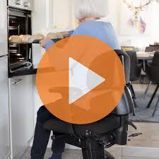 seniorenstuhl vela zu hause selbstständig leben