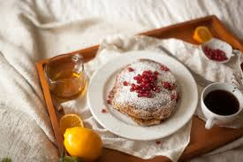 Admirable Malted Buttermilk Pancakes Breakfast In Bed Figs Pigs N