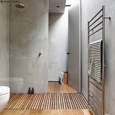 bilderesultat for mikrosement bagno minimalista bagno