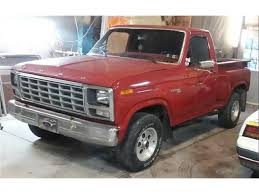 100 Ford Truck 1980 F150 For Sale ClassicCarscom CC1084090