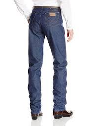 amazon com wrangler men u0027s cowboy cut original fit jean clothing