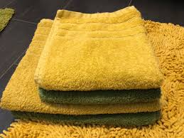 badteppich handtücher