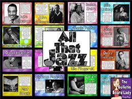Jazz Musicians Bulletin Board