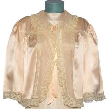 Chenille Bed Jacket by 179 Best Vintage Bed Jacket Images On Pinterest Nylons
