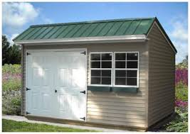Tin Shed Highland Il by Marten Portable Buildings Your 1 Backyard Storage Shed Solution
