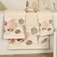 Decorative Hand Towel Sets by Bathroom Croscill Towels Decorative Towels With Tassels