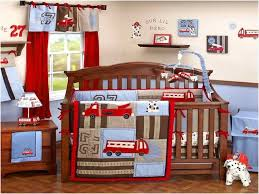Fire Truck Baby Bedding Sets : Faith King Bed - Fire Truck Baby ...
