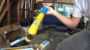 Front Shock Replacement | Bilstein 4600 | 1992-1999 Suburban Tahoe ... 52018 F150 Rwd Bilstein 5100 Series Rear Shock 353237 Install And Review On A 2006 Duramax Youtube Installing New Shocks Ram Truck Carli Dodge Performance 20 Package 4wd Adjustable Leveling Kit Amazoncom 24013291 For Ford Need Input Whos Running The Front Leveling Shocks Adjustable Page 3 High Quality Suspension Lift Kits