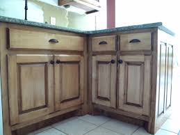 kitchen cabinets stain interior design