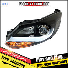 shop car style led headlights for ford focus 2012 2014 for