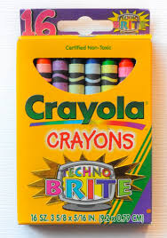 Crayola Bathtub Crayons Collection by Crayola Techno Brite Crayons And Markers What U0027s Inside The Box