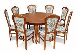 esstisch garnitur tisch 8x stühle stuhl esszimmer garnitur