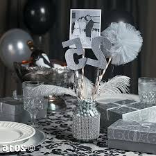 Unique Silver Wedding Anniversary Decorations Wedding Decor