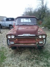 100 Used Trucks Arkansas 50s Chevy Pickup Sitting Behind A Used Car Lot Found In Northwest