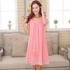 robe de chambre maternité les femmes enceintes robes de chambre 2016 nightgrowns coton