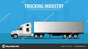 Trucking Industry Banner, Logistic And Delivery. Semi Truck. Vector ... Technology Transforming The Trucking Industry Panel To Be Featured Tech Startup Embark Partners With Peterbilt Change Lack Of Parking A Pressing Issue For Trucking Industry Pdq Evolution Breakaway Staffing 3 Innovations You Need Know About Digital Disruptions Gtg Group Injury Rates And Costs Among Highest Ehs Today Along Trends That Are Chaing The Why Is Truck Driving So Important In Canada 10 Places To Find Latest News All Working In Thank You Envoydispatch Learn Basics Dustrytrucking 101 Launch