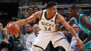 slaught of Milwaukee Bucks star Giannis Antetokounmpo continues