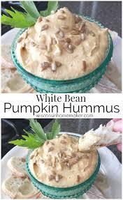 Pumpkin Hummus Recipe by White Bean Pumpkin Hummus Dip Recipe Wisconsin Homemaker
