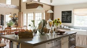 100 Modern Design Decor MustHave Farmhouse Kitchen Ideas Real Simple