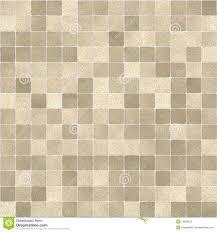 Seamless Bathroom Tiles Pattern Stock Illustration