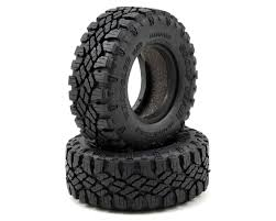 100 Goodyear Wrangler Truck Tires RC4WD Duratrac 19 Scale Rock Crawler 2