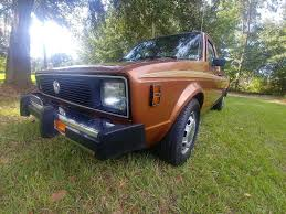 100 Rabbit Truck 1980 Pickup All Original Volkswagen Forum VW