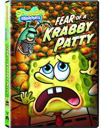 Spongebob Halloween Dvd Episodes by Image Spongebob Squarepants Fear Of Krabby Patty Jpg