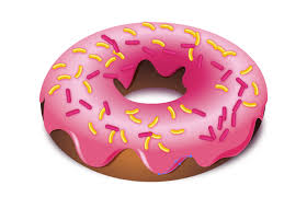 This is a very easy picture to create in Adobe Illustrator CC The Ellipse tool under the rectangle tool can be used to create the basic shape of the donut