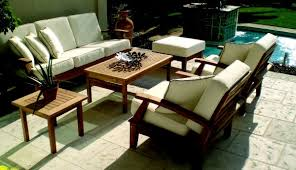 fresh large patio table with garden umbrella base from