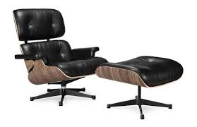 Classic Lounge Chair & Ottoman Black In 2019   Eames Style ... Eames Lounge Chair And Ottoman For Herman Miller For Sale At Yadea Pv0211d Reproduction Album On Imgur Chair Ottoman Replica Review Mhattan Home Design Version Black Leather Details About Holy Grail 1956 W Swivel Boots 670 671 12 Things We Love About The White Vitra American Cherry Black Leather And Cushions Bedroom