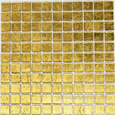 mosaikfliesen gold glasmosaik keramik mosaik fliesen