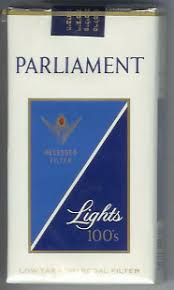 Parliament cigarette