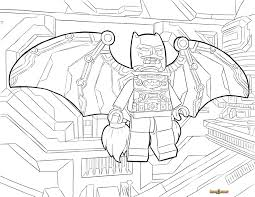 Printable 16 Lego Batman Coloring Pages 8516