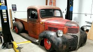 100 Packard Trucks Don Wickstrums 1946 Dodge Turbo Diesel Truck Roadkill Customs