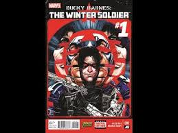 Bucky Barnes The Winter Soldier Comic Review