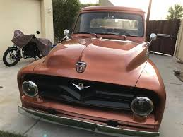 100 55 Ford Truck For Sale Large Photo Of F100 N66B F 100 Pinterest And