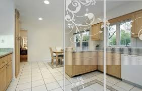 Glass Room Dividers Aesthetic Appeal And Practical Home Decor Ideas Kitchen Dining Design
