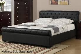 TIMI BLACK QUEEN SIZE BED WITH STORAGE AND – Gunjan Furnitures Jaipur
