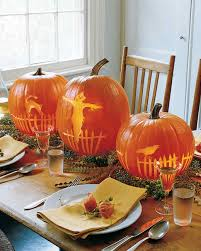 Glow In The Dark Plastic Pumpkins by Pumpkin Templates For Halloween Martha Stewart