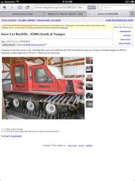 Snow Cat Ratcliffe - $2000 (South Of Nampa) Idaho - Forums Forums ... A Monster Trucks Carcrushing Comeback Wsj Craigslist Fort Collins Cars And By Owner Best Image Truck For Sale Phoenix Az Coloraceituna Ma Images How Not To Buy A Car On Hagerty Articles Houston Own En Boise Idaho Car 2017 Orange Sell Your Using Craigslisti Sold Mine In One Day Used For By Popular Cities And