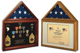 Image Of Military Shadow Boxes Display Cases