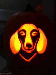 Pumpkin Patterns To Carve by How To Get Free Dog Pumpkin Carving Templates Savvy Saving Couple