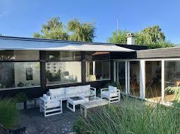 100 Mid Century Modern Beach House Danish Architecture 1959 By The In Copenhagen Amager Vest