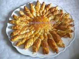 soleil feuilleté jambon gruyère pour l apéro les délices de mimm