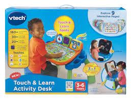 Step2 Deluxe Art Activity Desk Uk by Vtech Touch And Learn Activity Desk By Vtech Amazon Co Uk Toys