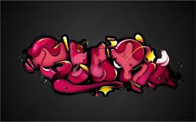 Cg Digital Art 3d Graffiti Color Urban Download Wallpaper
