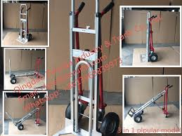 China Factory Price Sales 3 In 1 Hand Truck (ZRDHT-1007A-4) - China ... Sydney Trolleys At88 Standard Hand Folding Trucks Dollies At Lowescom Motorized Truck Dual Pneumatic Tires Ag Tread Front Plate Cosco 3 In 1 Alinum Review Youtube 2 In Dolly Utility Cart Heavy Duty Cadian Tire Hand Truck 9899 Redflagdeals 1000 Lb In Assisted With Flat Free Carts And 184149 Convertible Alinium Trolley Buy Steel On Wesco Industrial Products Inc
